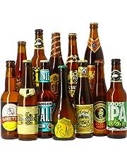 Saveur Bière - Assortiment TOP 12 - Pack de 12 bières (25 à 50 cl) - Idée cadeau Fête des pères