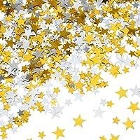 60 g de Confeti de Estrella Confeti