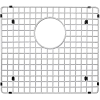 Blanco 223200 Stainless Steel Sink Grid, Fits Precision and Precision 10 Bar Sinks, Stainless Steel