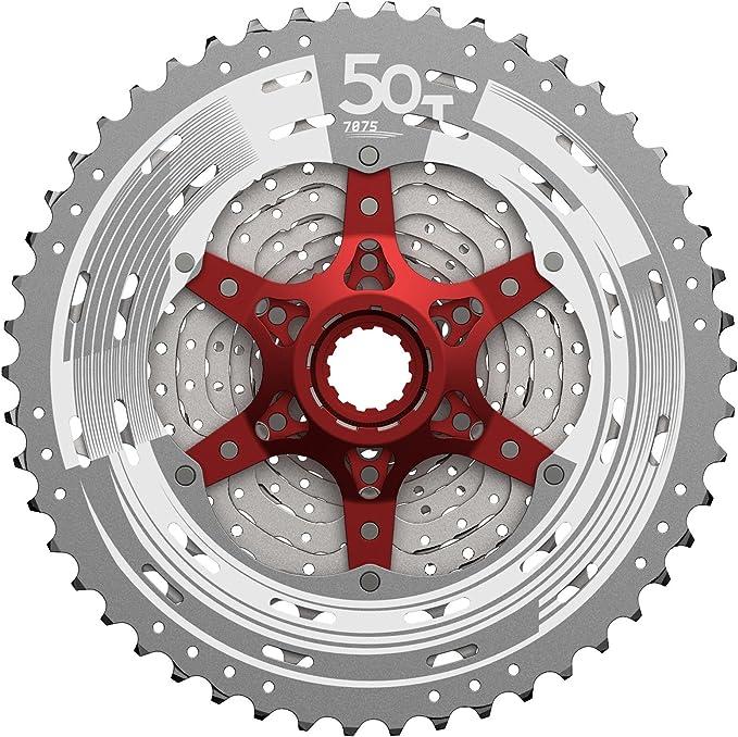 SunRace caja de pedalier MTB Wide Ratio MX8 11 velocidad 11 - 50T ...
