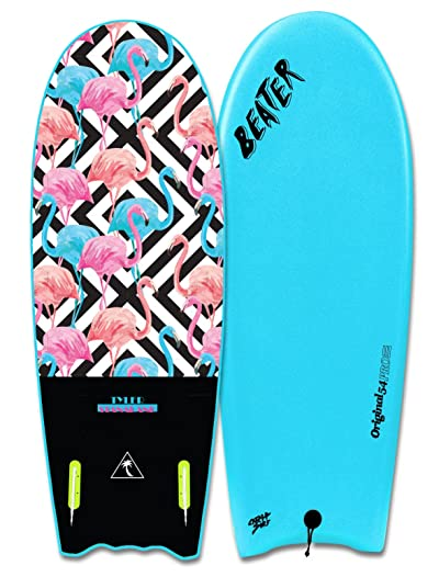 Catch Surf 4ft 6in Beater Pro Twin Fin Soft Surfboard