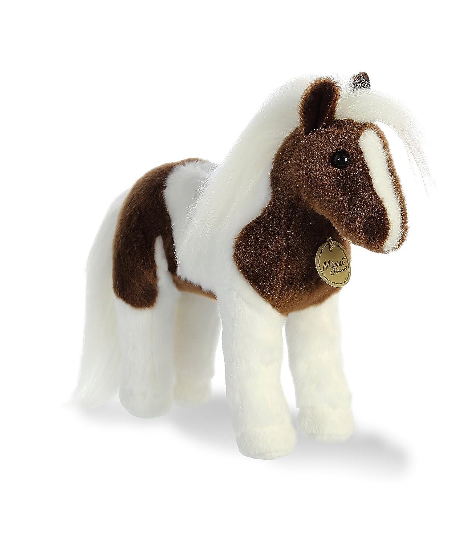 Aurora World Miyoni Plush Paint Horse Plush Toy Multicolor