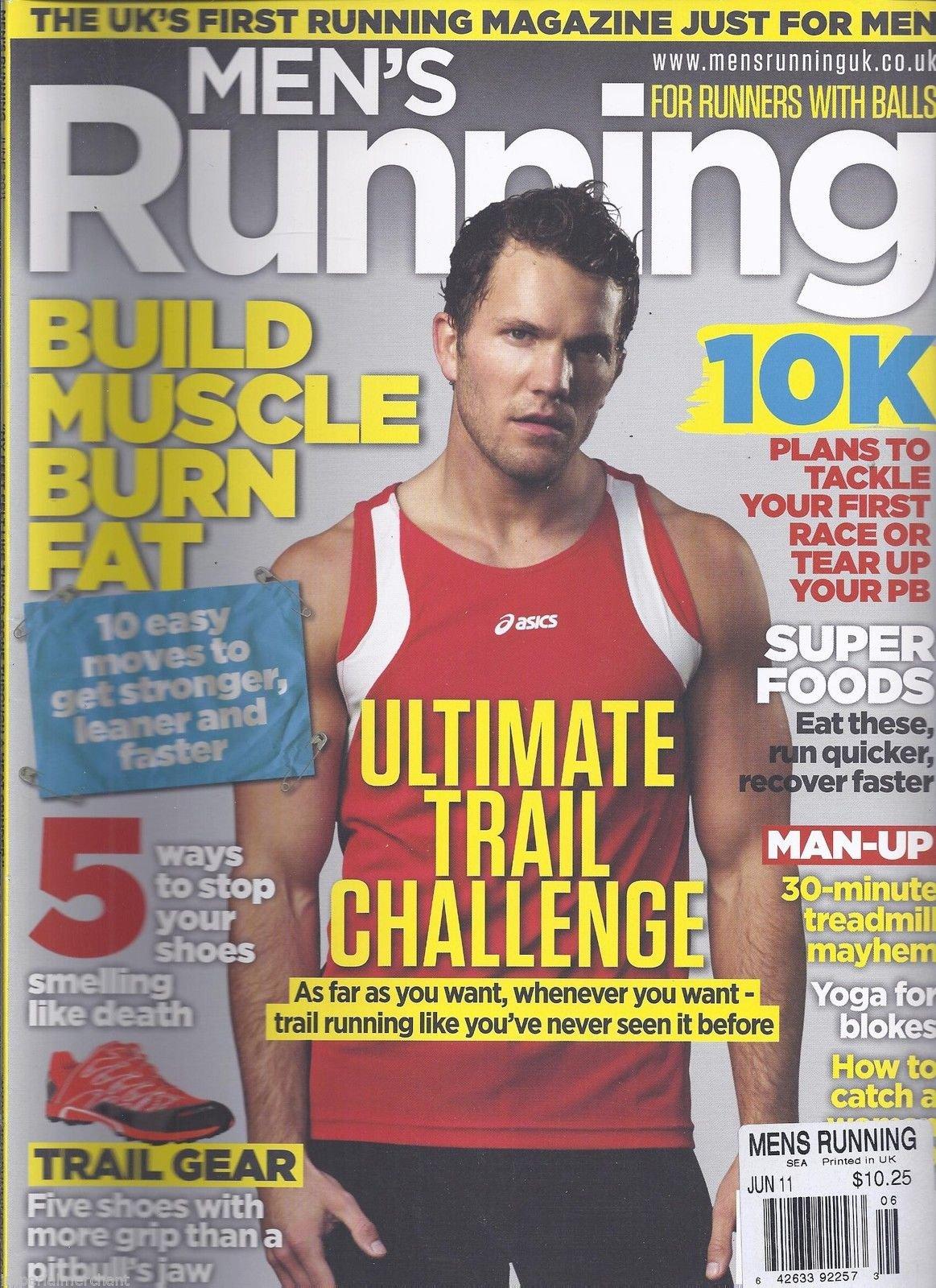 Men's Running magazine June 2011 PDF ePub book