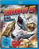 Sharknado 5 - Global Swarming (uncut Fassung) [Blu-ray]