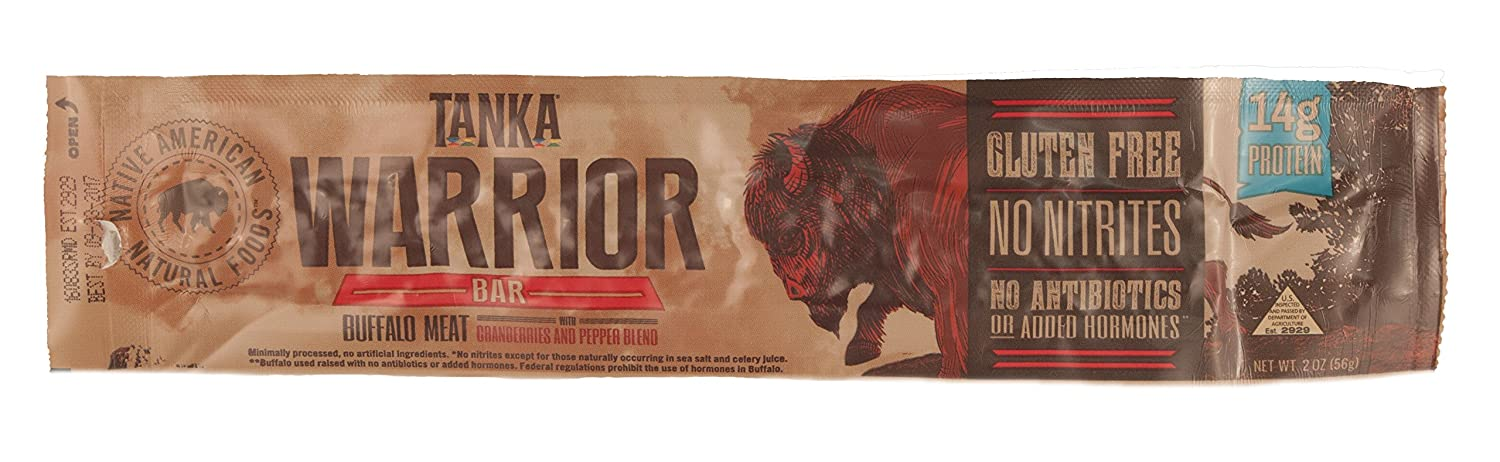 Tanka Warrior best protein Bar