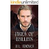 Fires of Ballian (The Draegan Lords Book 3)