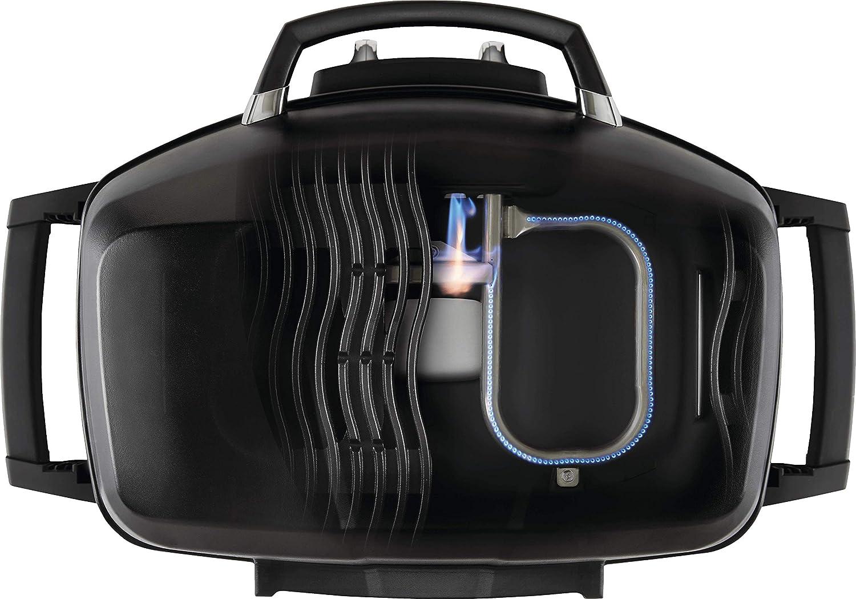 Black Napoleon PRO285N-BK Portable Natural Gas Grill