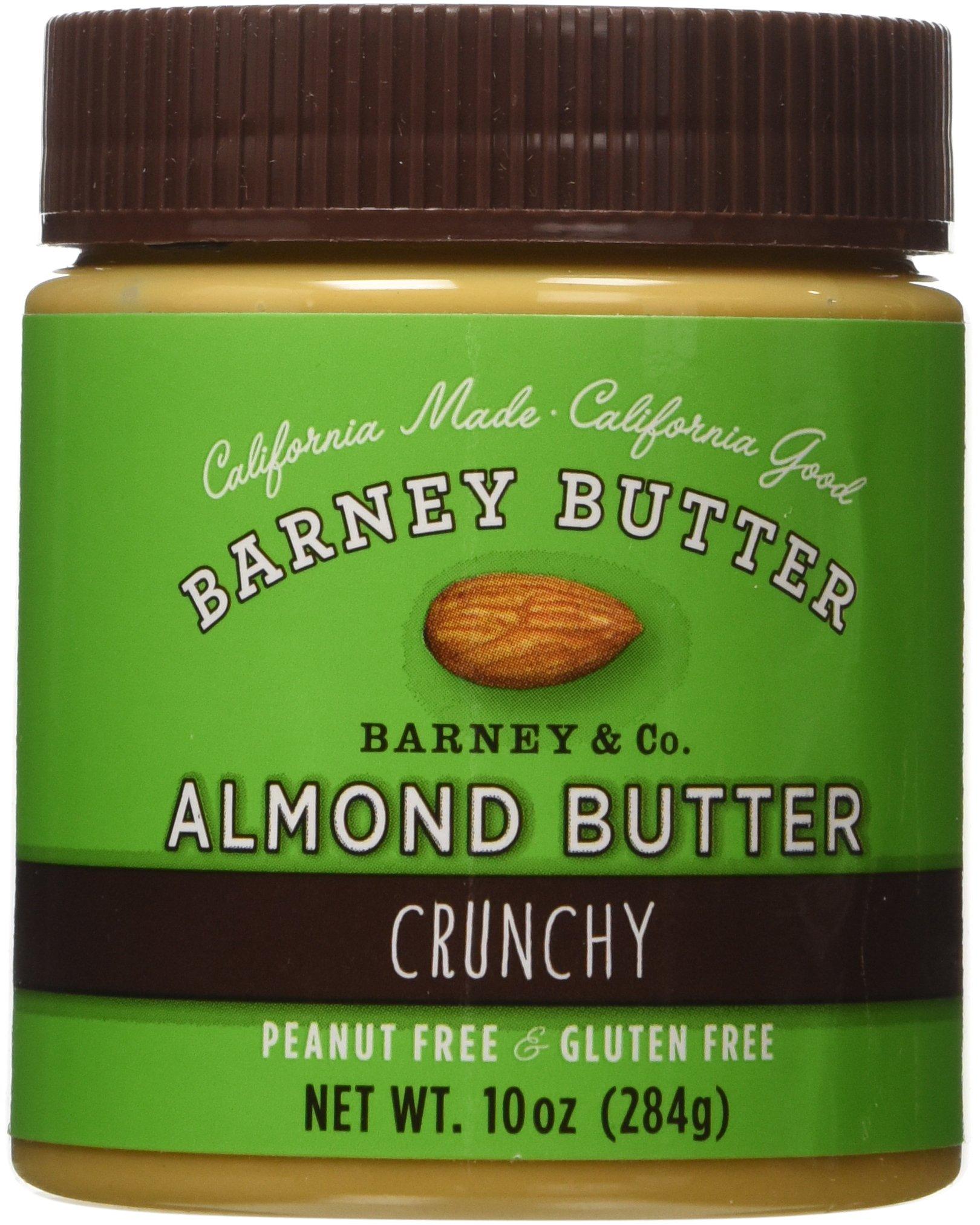 Barney Butter Crunchy Almond Butter - 10 oz by Barney Butter