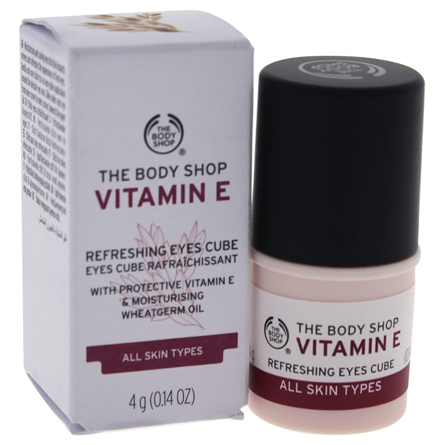 Body Shop Vitamin E Eyes Cube - 4g NA