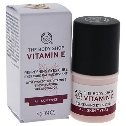 Cuerpo Shop vitamina Eye cubo de ojos – 4 G