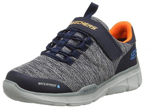 Skechers Jungen Equalizer 3.0 Aquablast Sneaker, CharcoalGrey