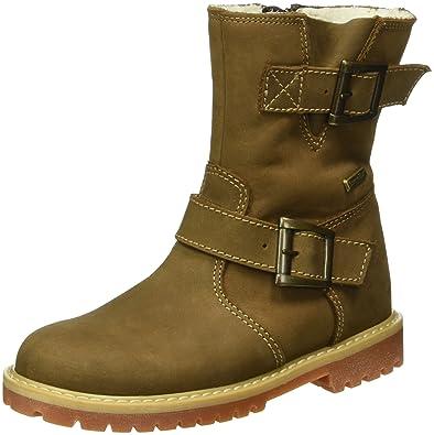 Beige Stiefel Schuhe Däumling Mädchen Wasserdichte Sympatex