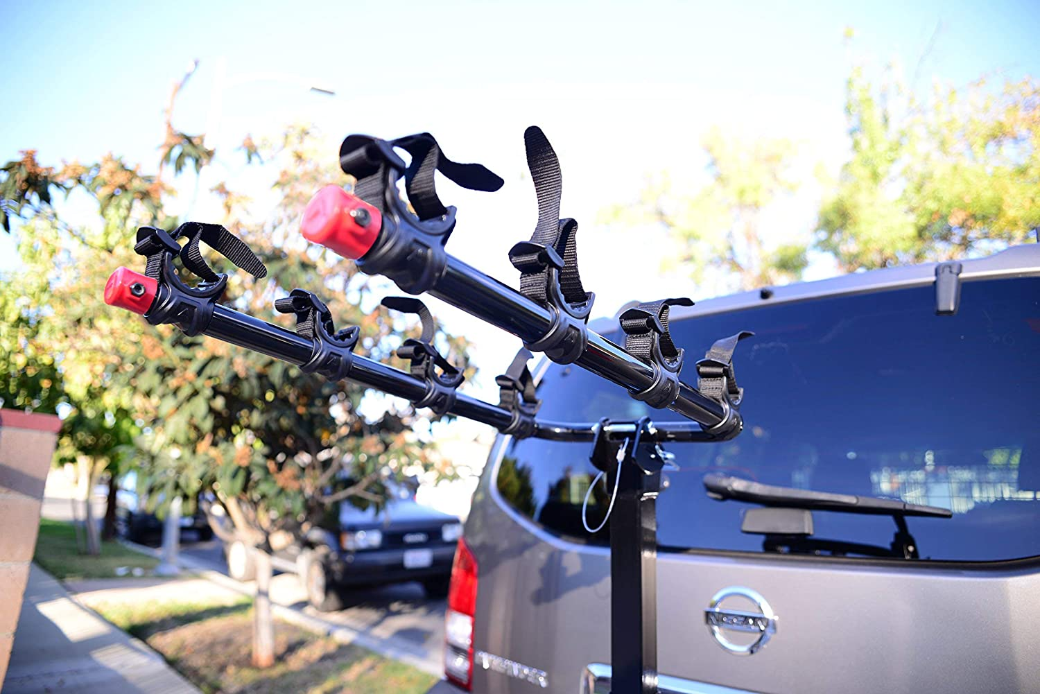 Allen Sports Deluxe Hitch Mounted Bike Rack Certified Refurbished