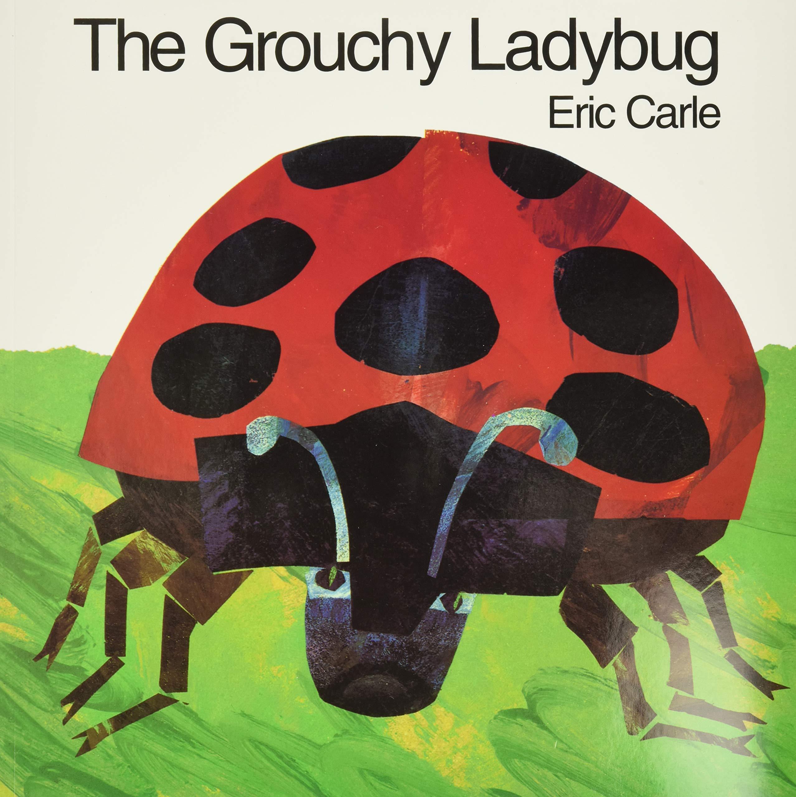 The Grouchy Ladybug: Carle, Eric: 9780064434508: Amazon.com: Books
