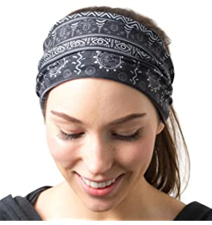 RiptGear Yoga Headbands Women Men