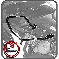Protetor Motor Carenagem Suzuki DL Vstrom 1000 com pedaleira