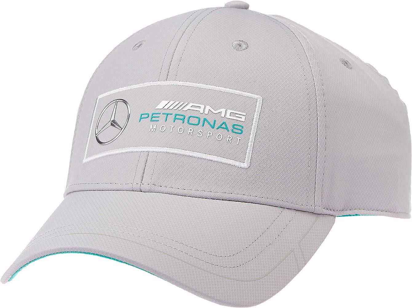 Mercedes AMG Petronas Mercedes Amg Team Baseball Cap Silver Gorra ...