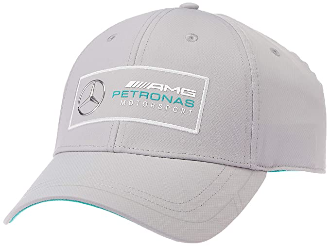 Mercedes AMG Petronas Mercedes Amg Team Baseball Cap Silver Gorra de béisbol Plateado, Talla única para Hombre: Amazon.es: Ropa y accesorios