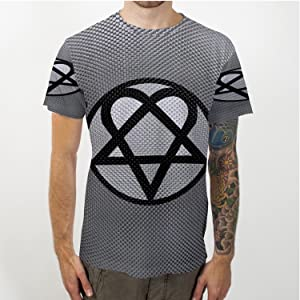HIM Heartagram MENS TEE (XL)