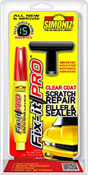 Fix it Pro Clear Coat Scratch Repair Pen
