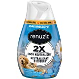 Renuzit Gel Air Freshener, Pure Breeze, 7.0 Ounce, 1 Count