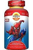 Sundown Kids Marvel Spiderman Complete Multivitamin, 180 Gummies