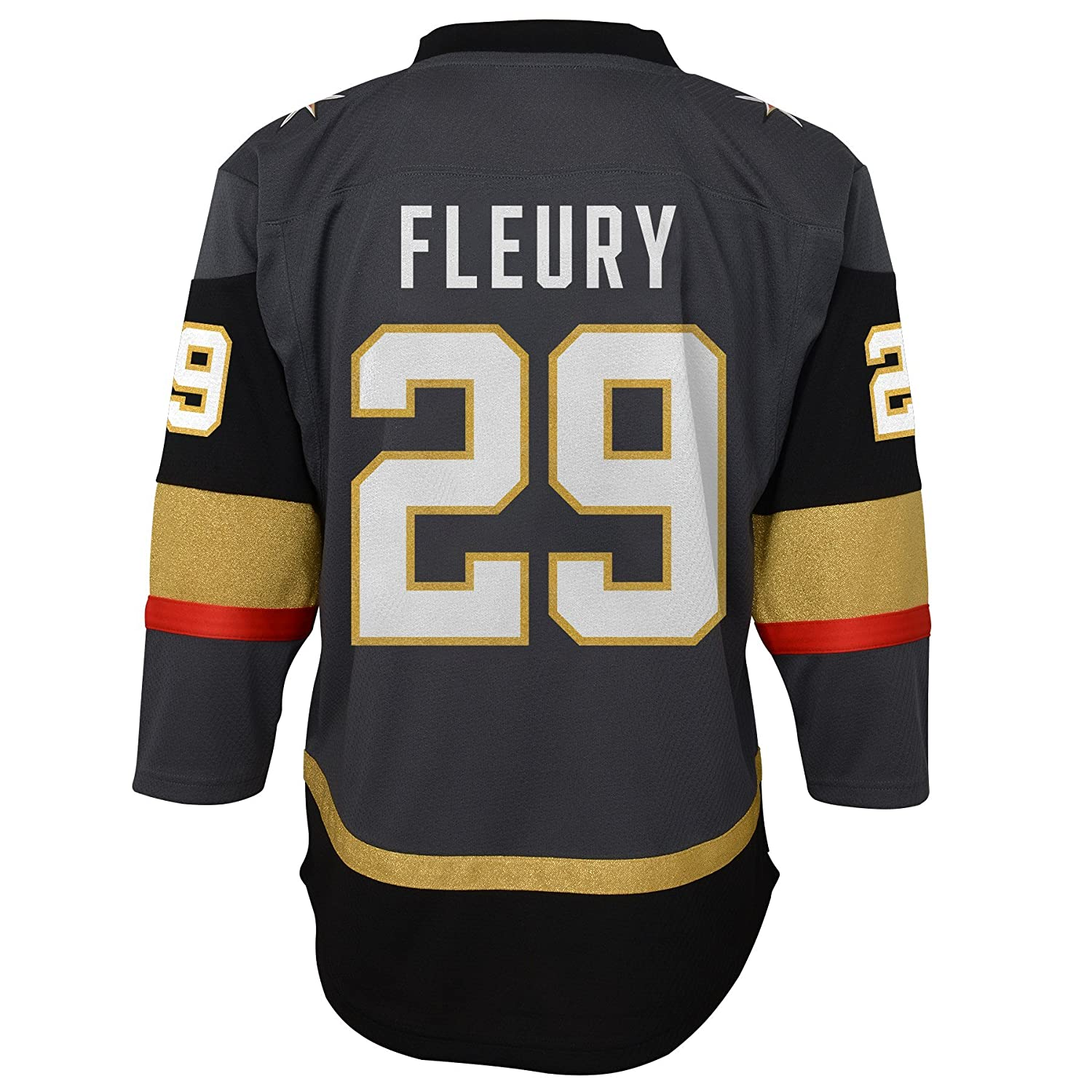 huge discount d5ec2 7c574 NHL Boys Marcandre Fleury Replica Jersey-Home