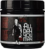 Rich Piana 5% Nutrition ALLDAYYOUMAY Growth and Full Body Recovery / Fruit Punch - 17.2 oz