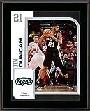 Fanatics Authentic NBA San Antonio Spurs Tim Duncan San Antonio Spurs 10.5'' x 13'' Sublimated Player Plaque