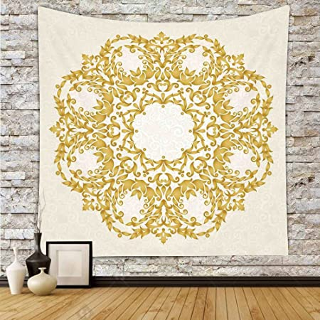 iPrint Polyester Tapestry Wall Hanging,Victorian Decor,Traditional ...