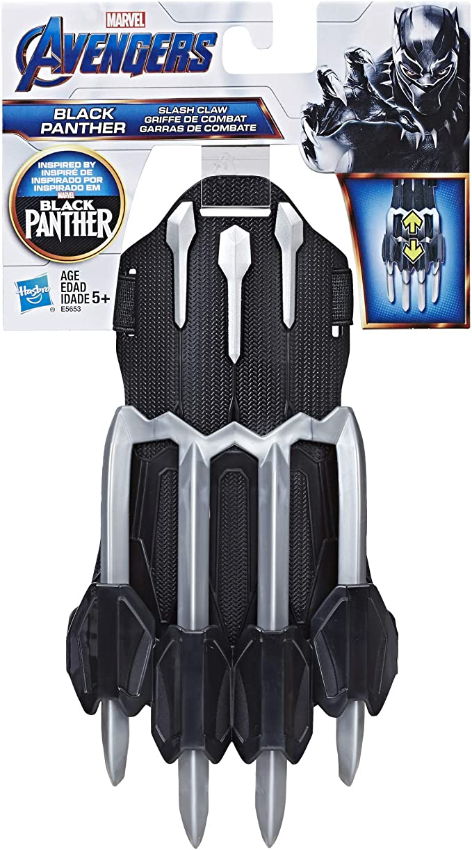 NEW Avengers Black Panther Basic Claw