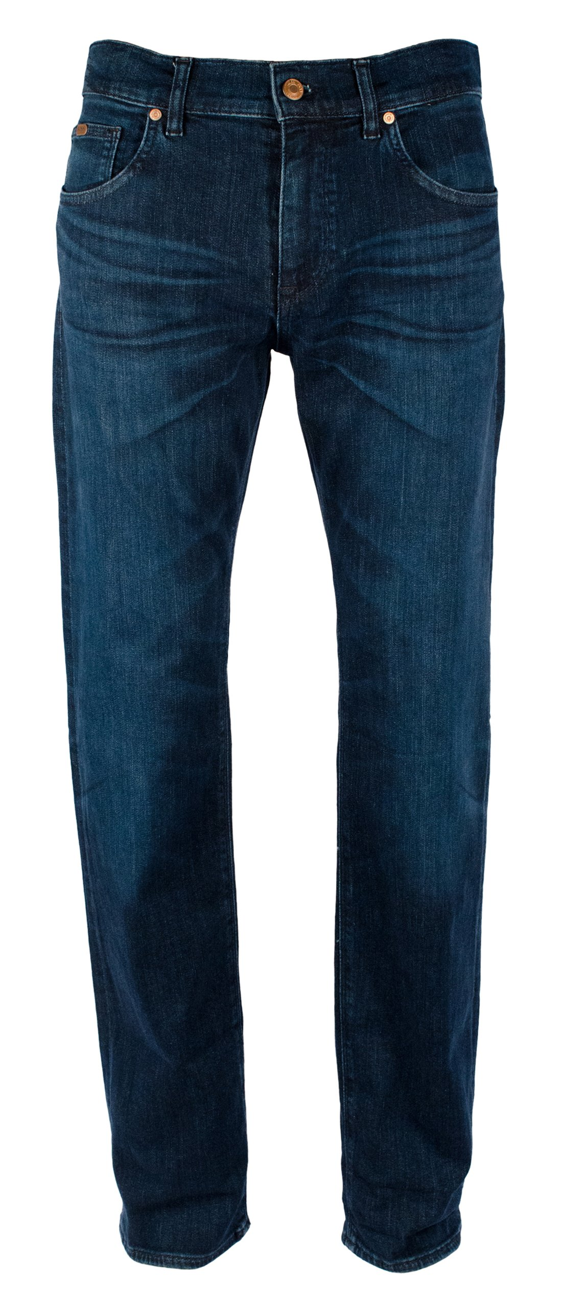 Hugo Boss Men's Green Label Maine Stretch Jeans-D-36Wx32L by HUGO BOSS