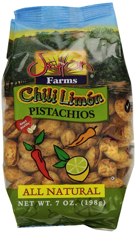 Setton Farms 7 OZChili Lemon Flavored Pistachios