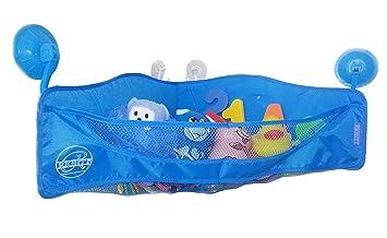 Bath Toy Storage Organizer Bag Bath Basket   Best Toy Storage Idea