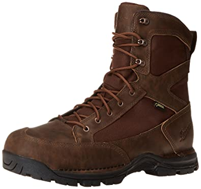 Danner Mens Pronghorn 8 Uninsulated Hunting Boot Brown 12 EE US
