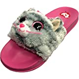 Ty Beanie Boo Beanie Boo Flip Flop for Girls Kiki Kitty Cat Slider Shoe  Slip On ae82e8dd3af1