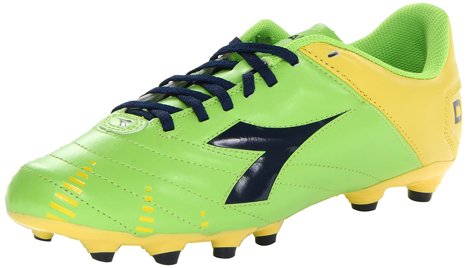 Diadora メンズ B009SBUYHG 9 mens_us|Lime/Yellow/Navy Lime/Yellow/Navy 9 mens_us