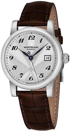 Montblanc Star Reloj de hombre automático 39mm caja de acero 107315