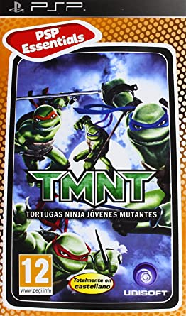 Tortugas Ninja Jóvenes Mutantes Essentials: Amazon.es ...