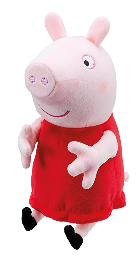 Peppa Pig Laugh with Peppa Soft Plush Toy