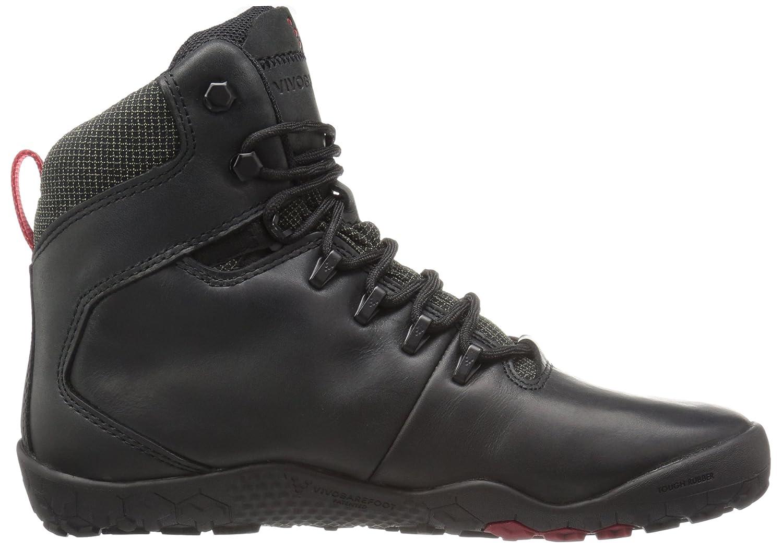 Vivobarefoot Tracker FG M black leather