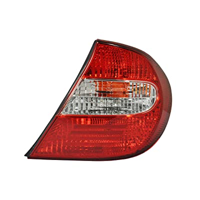 Tail Light Lamp for 2002-2004 Toyota Camry TO2800143 81560AA050 - Include the bulb: Automotive