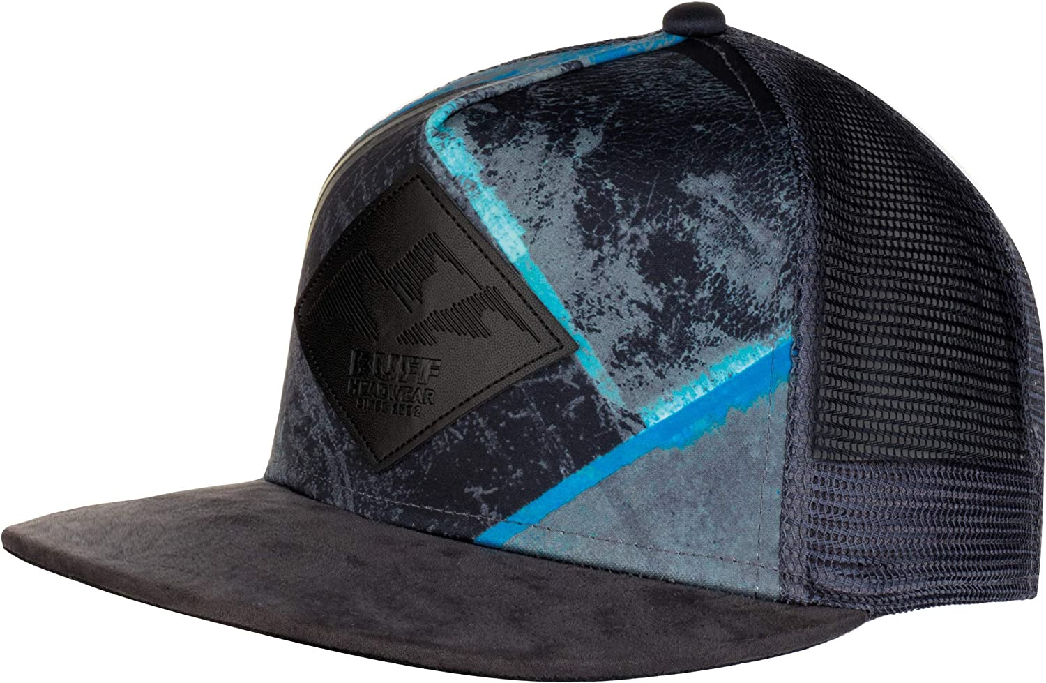 Buff Zest Gorra Trucker, Hombre, Grey, Talla única: Amazon.es ...