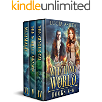 Witching World: Books 4-6 (Witching World Omnibus Book 2)