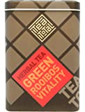 Tea total (ティートータル) / ルイボス バイタリティ 100g入り缶 ニュージーランド産 (ルイボスティー / ハーブティー / フレーバーティー / ノンカフェイン) 【並行輸入品】