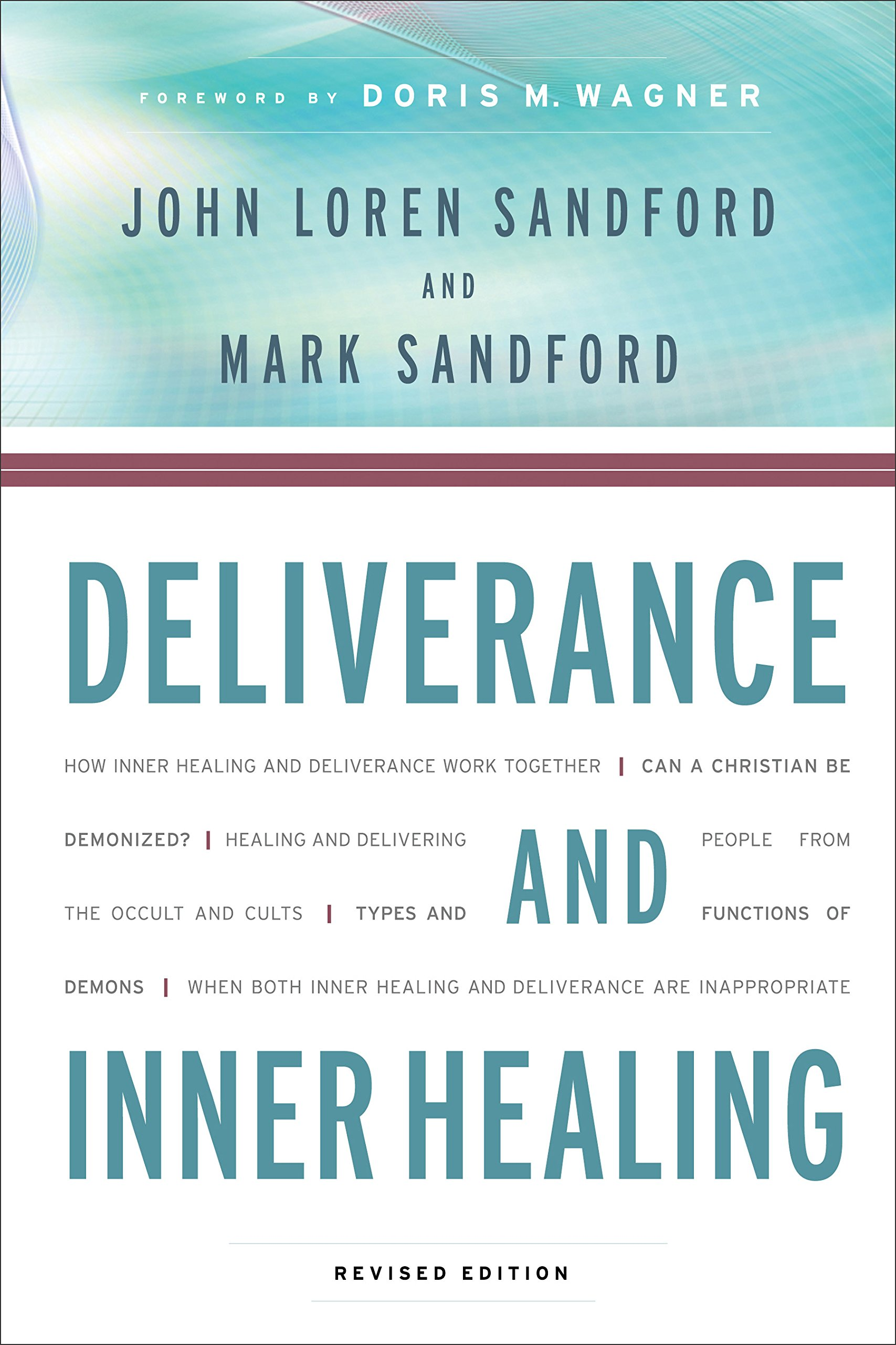 Deliverance and Inner Healing pdf epub