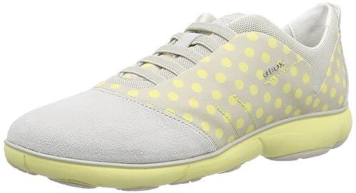 a915aa7a Geox D Nebula C - Zapatillas para Mujer: Amazon.es: Zapatos y complementos