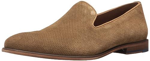 3ccad2f6c31 Steve Madden Taslyn Slip-on Loafer Tan Suede 11 D(M) US  Amazon.in ...