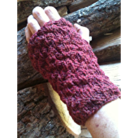 7 Wrist Warmers Knitting Patterns : How To Knit Wrist Warmers (Easy One Day Project) (English Edition)