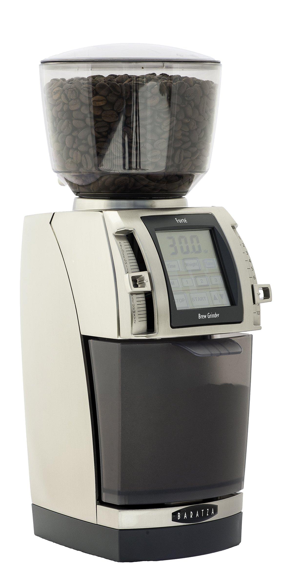 Baratza Forte BG (Brew Grinder) - Flat Steel Burr Commercial Grade Coffee Grinder by Baratza